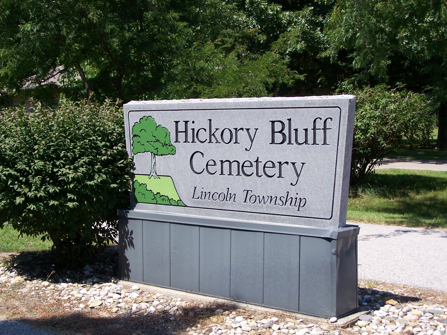 Hickory Bluff Cemetery